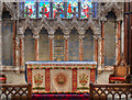 SJ0075 : Altar and Reredos, St Margaret's Church by David Dixon