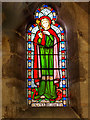 SJ0075 : St Margaret of Antioch Window at the Marble Church by David Dixon