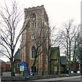 SK5903 : Church of St Peter, Highfields, Leicester by Alan Murray-Rust
