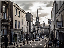 ST7565 : Broad Street, Bath by Oliver Mills