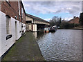SJ3966 : Shropshire Union (Chester) Canal, Tower Wharf and Taylor's Boatyard by David Dixon