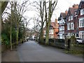 SK5903 : New Walk, Leicester by Alan Murray-Rust