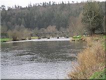 S6337 : Nore Bridge by kevin higgins