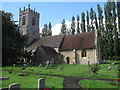SP0849 : Church of St Andrew, Cleeve Prior by Eirian Evans