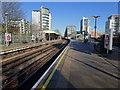 TQ2474 : East Putney Underground station, London by Nigel Thompson