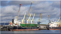 J3576 : The 'Zealand Alexia' at Belfast by Rossographer