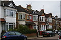 TQ2789 : Park Hall Road, East Finchley by Christopher Hilton