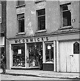 J2664 : McCormick's - Bow Street, Lisburn - May 1976 by The Carlisle Kid