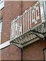 SK5803 : The Crescent, King Street, Leicester by Alan Murray-Rust