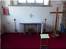 TQ7924 : Inside St James the Great, Ewhurst Green (d) by Basher Eyre