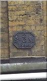 TQ3279 : Old Boundary Marker by Milestone Society