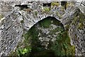 SX1061 : Restormel Castle: The Well by Michael Garlick