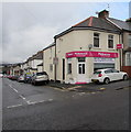 ST3289 : Pinkmove office, Caerleon Road, Newport by Jaggery