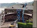 TA0488 : Demolition of the Futurist Theatre in Scarborough by Phil Breeze
