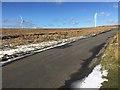 SN6608 : Wind turbines on Mynydd y Betws by Alan Hughes