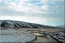 NH1758 : River Bran near Achnasheen by Julian Paren