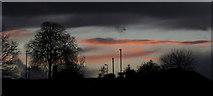 SX9065 : Sunset over Torre by Derek Harper