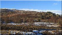 NH3061 : River Bran and Chullin by Julian Paren
