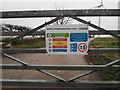 TF8306 : Warning notice by David Pashley