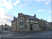 SE1431 : The Bulls Head,Great Horton Road by Stephen Armstrong