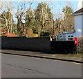 SN9902 : Queen Elizabeth II postbox, Alder Drive, Aberdare by Jaggery