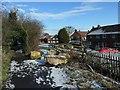 SE5208 : Roman Ridge, Adwick le Street by Christine Johnstone
