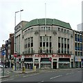 SK5904 : Blunts Shoes, Granby Street, Leicester by Alan Murray-Rust