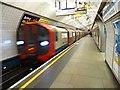 TQ3082 : Tube train by Philip Halling