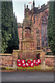 SJ9214 : Penkridge War Memorial by David Dixon