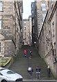 NT2573 : Warriston's Close, Edinburgh by Jim Barton