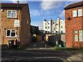 TQ3370 : Rear of Westow Hill, Upper Norwood, south London by Robin Stott