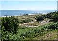 TM5495 : Coastline at Gunton Denes by Mat Fascione