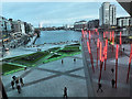 O1733 : Grand Canal Dock by kevin higgins