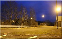 SO8762 : Roundabout on the A4133, Droitwich by David Howard