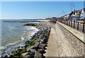 TM5492 : Sea defences at South Beach in Lowestoft by Mat Fascione