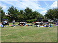 ST6181 : Car Boot Sale at Little Stoke Park by Eirian Evans