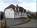 SP0055 : Houses at the end of Mill Lane, Radford by Jeff Gogarty