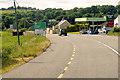 X1380 : Filling Station at Kinsalebeg by David Dixon