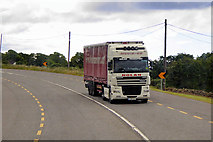 X1380 : HGV on the N25 near Kinsalebeg by David Dixon