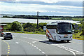 X2489 : Tourist Coach on the N25, south of Dungarvan by David Dixon