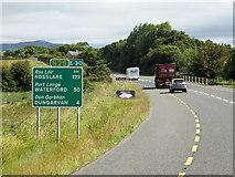 X2490 : Northbound N25 towards Dungarvan by David Dixon
