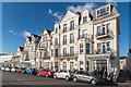 SY1287 : The Kinsgwood and Devoran Hotel and Hotel Elizabeth by Ian Capper