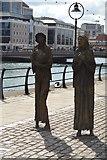 O1634 : Dublin Famine Memorial by N Chadwick