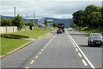 X2491 : Youghal Road approaching Dungarvan by David Dixon
