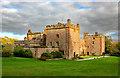 SD1096 : Muncaster Castle by Jeff Buck