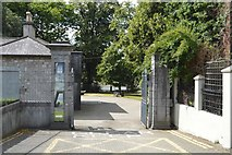 R5757 : Hunt Museum - Entrance by N Chadwick