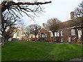 TQ3581 : Trinity Green Almshouses by Marathon