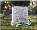 TG2008 : The Munter Family grave by Evelyn Simak