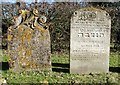 TG2008 : Graves in the Jewish burial ground by Evelyn Simak