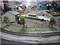 SO7482 : Model Railway inside the Engine House (Highley) by Fabian Musto